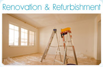 Renovation and Refurbishment