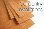 Carpentry Installations